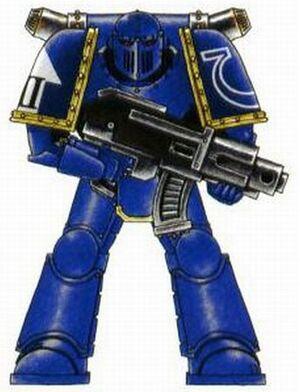 Pre-Heresy Ultramarine