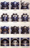 UM Helm Variants