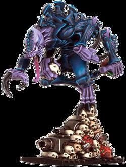Broodlord model space hulk