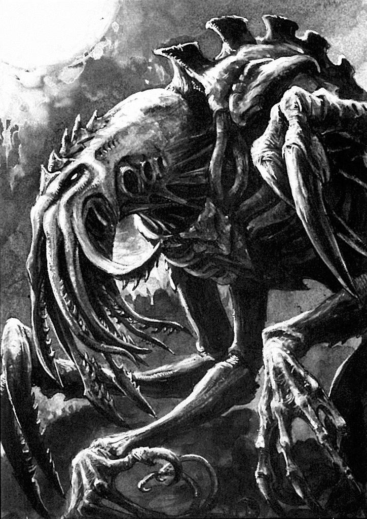 Ymgarl Genestealers   Warhammer 40k Wiki   Fandom