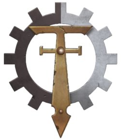 Collegia Titanica War Glyph