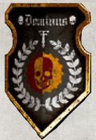 Death Bolts Princeps Livery Shield
