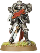 Miniature Order of the Argent Shroud
