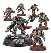 Hvarl Red-blade Deathsworn