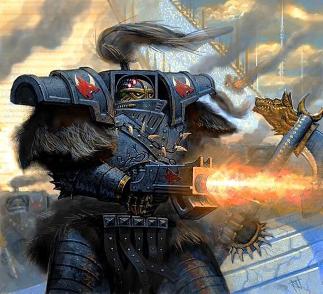 Space Wolves 13th Company | Warhammer 40k | FANDOM powered