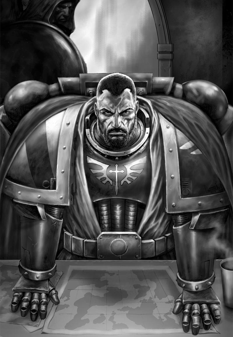 Luther   Warhammer 40k   FANDOM powered by Wikia