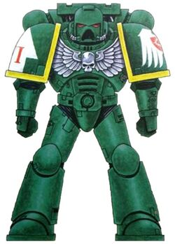 Angel Guard Astartes
