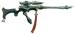Eldar Ranger Long Rifle