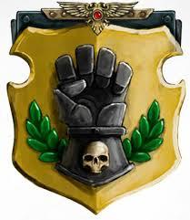 Glory to Rogal Dorn!