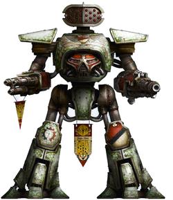 Imperial Hunters Reaver Titan