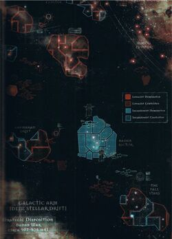 Strategic Disposition Map 907-908.M41