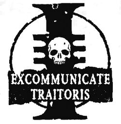 Excommunicate Traitorous Icon