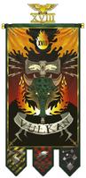 Salamanders Chapter Banner