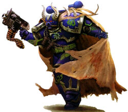 Alpha Legion Astartes