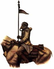 Death Rider Mount Pennant