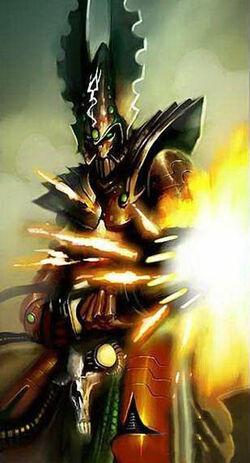 Fuegan-The Burning Lance