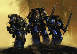 Ultramarines veterans