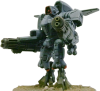 XV9-01 with Fusion Cascades