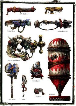 Ork Wargear 2