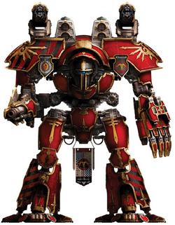 Legio Honorum Warlord Titan
