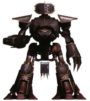 Legio Vulcanum Chaos Reaver Night Maw