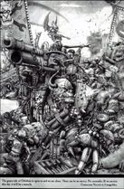 Orks on Armegeddon