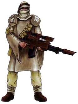 Tallarn Desert Raider Panoply