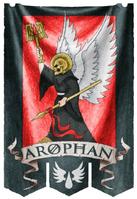 BA Chaplain Arophan Banner
