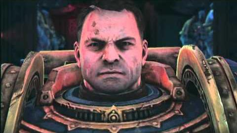 Space Marine Cinematic Trailer