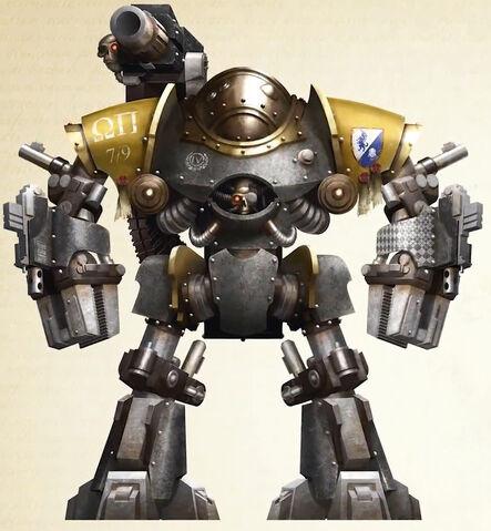 File:Castellax Class Battle-Automata Legio Gryphonicus.jpg