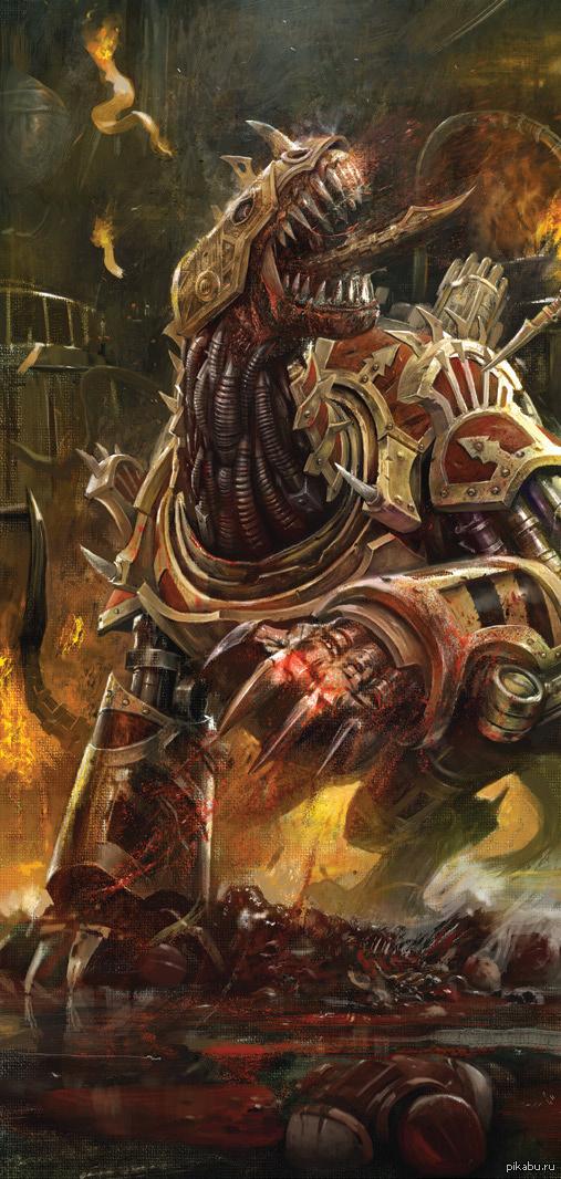 Daemon Engine | Warhammer 40k | FANDOM powered by Wikia