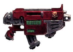 Combi-Plasma Gunbolter