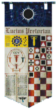 Legio Astorum Reaver Honour Banner