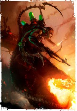 Haemonculus Combat