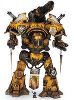 Legio Fureans Warbringer Nemesis Titan