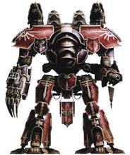 Legio Vulpa Warlord Titan