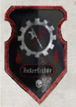 Murder Lords Livery Shield