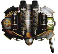 Nova Guard Warlord Titan Vengeful Scion (Top)