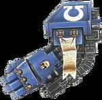 Venerable Dreadnought Power Fist