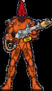 Red Wyrm Fire Dragon