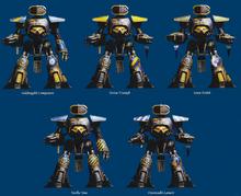 Corsair Battleline Maniple