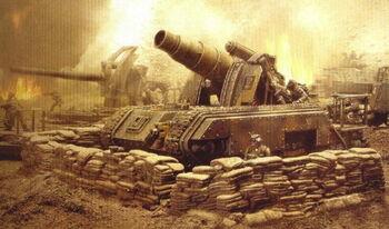 Medusa Siege Gun