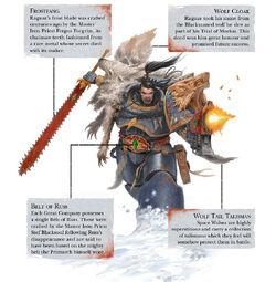 Ragnar's Wargear