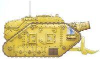 Thunderer Tallarn 17th Armoured Regiment
