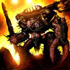 Daemon Prine Slaneesh
