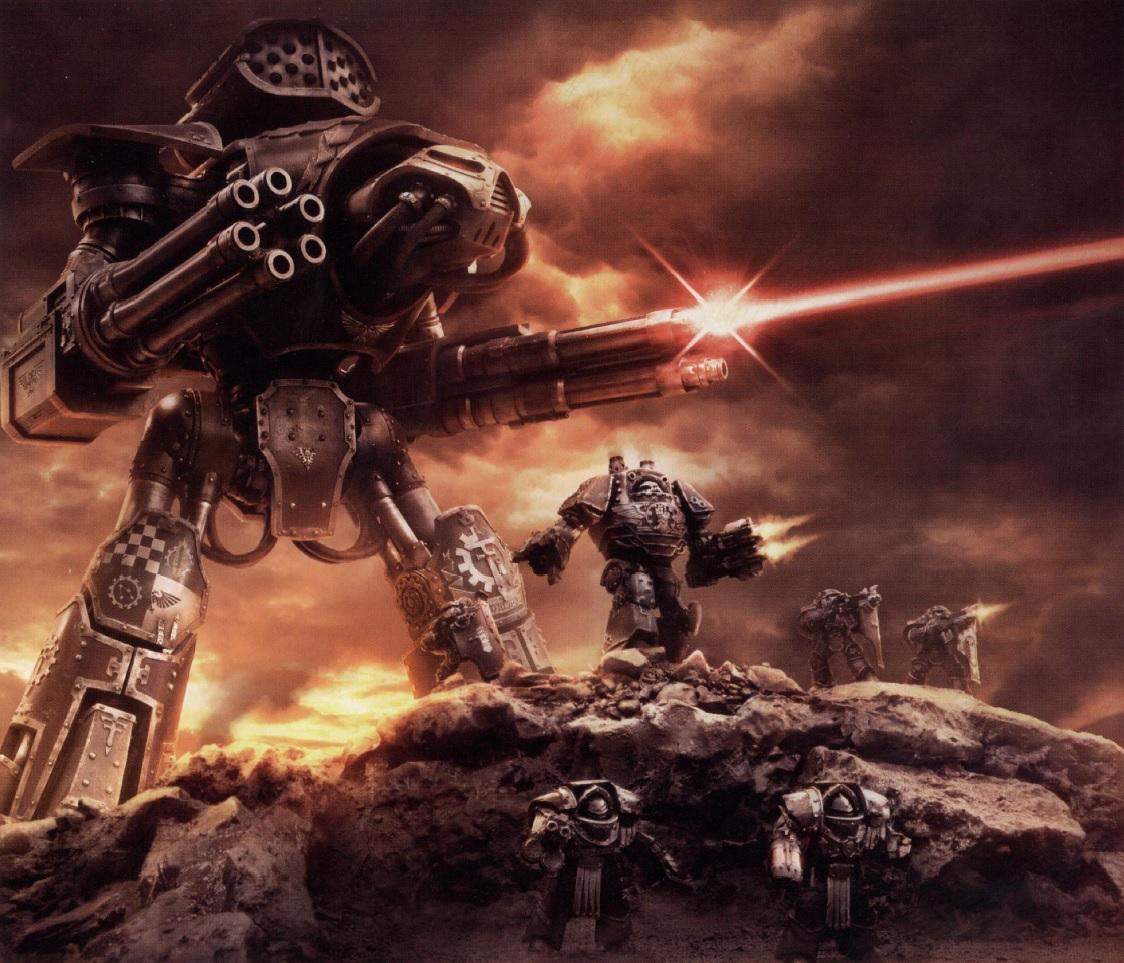 Titan Legions (List) | Warhammer 40k | FANDOM powered by Wikia