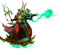 Master Sorcerer Ahriman