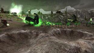 18. Last Scrags of Ork army