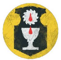 Lysios Campaign Badge Rhino
