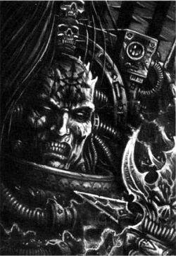 Abaddon Warmaster of Chaos